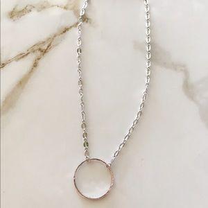 Jewelry - Textured Chain Choker